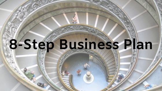 8-Step Business Plan