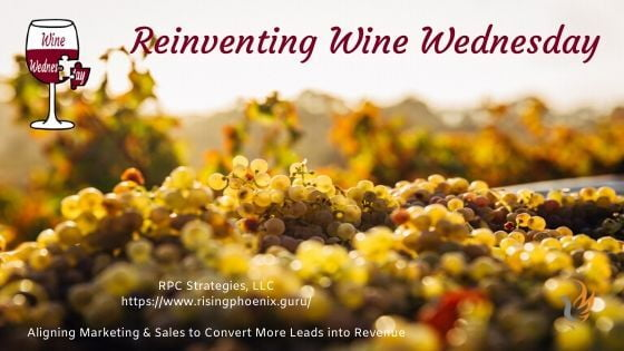 Reinventing Wine Wednesday